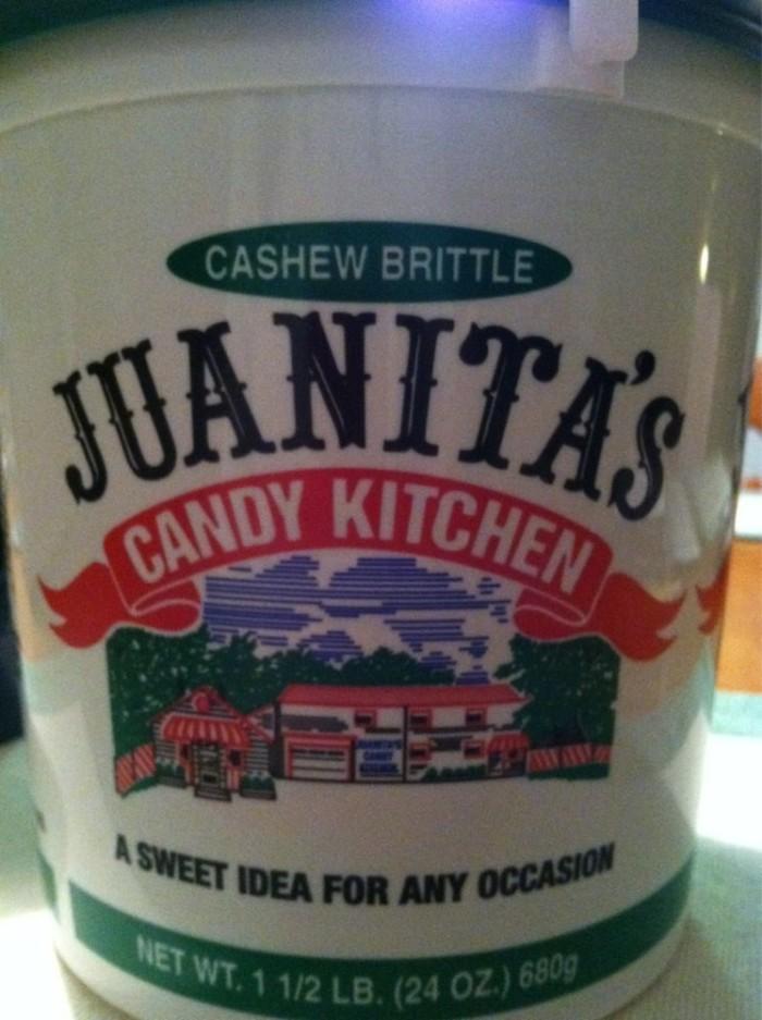 2. Juanita's Candy Kitchen