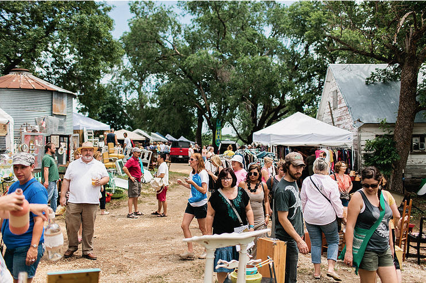 Flea Market Miami >> 10 Must-Visit Flea Markets In Nebraska