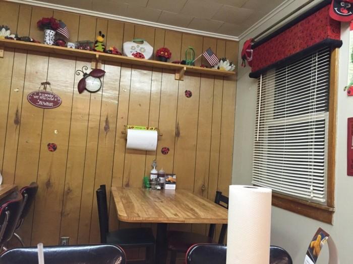 10. Ladybug BBQ, Nebraska City