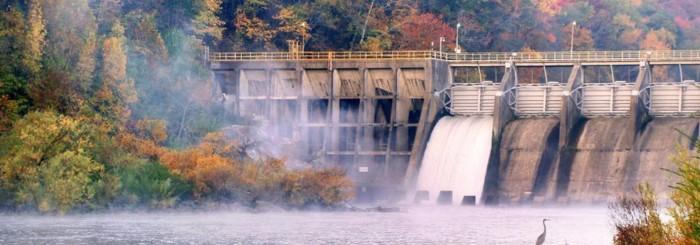 9. Lake Catherine State Park