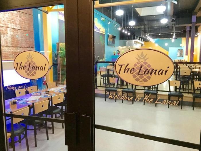 6. The Lanai Cafe, Olympia