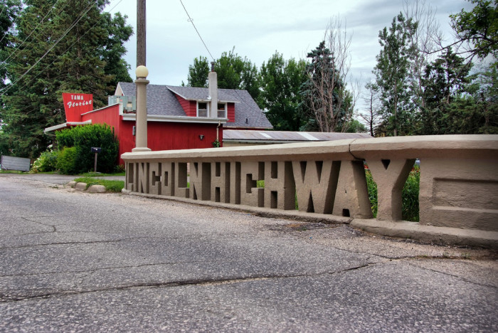 8. Lincoln Highway Bridge, Lincoln Highway Heritage Byway,Tama