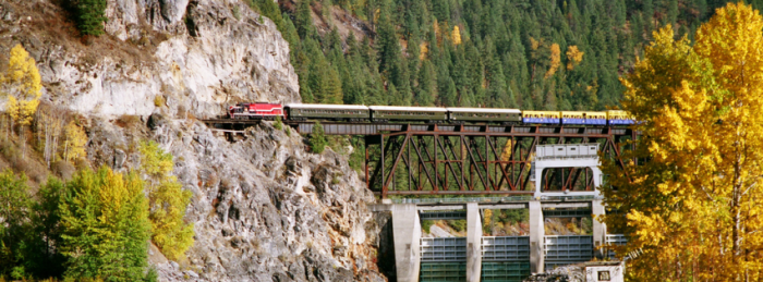 4. Excursion Train - North Pend Oreille Valley Lions Club