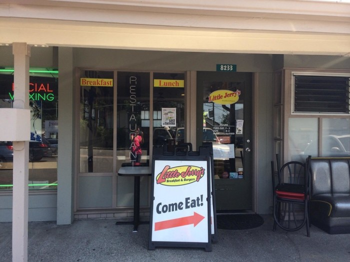 3.  Little Jerry's in Tacoma
