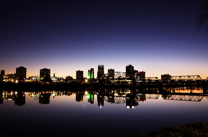 9. Little Rock: December Night