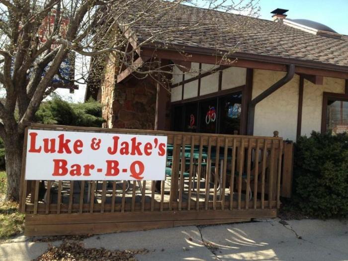 12. Luke & Jake's Bar-B-Q, Kearney