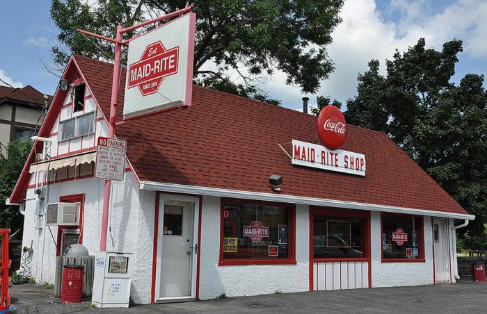 8. Maid-Rite Shop, Cedar Falls