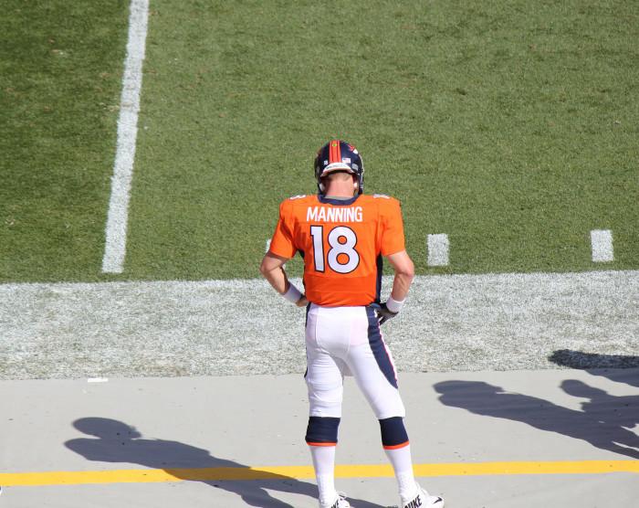 4) Peyton Manning