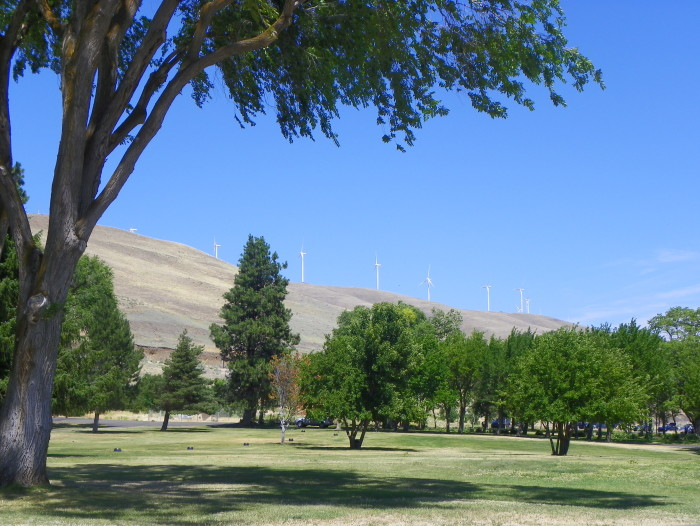 9. Maryhill State Park in Goldendale