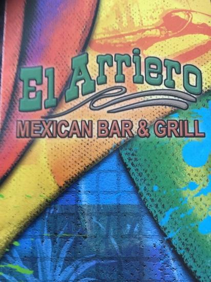5. El Arriero Mexican Bar & Grill