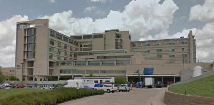 13. Mercy Hospital Northwest Arkansas