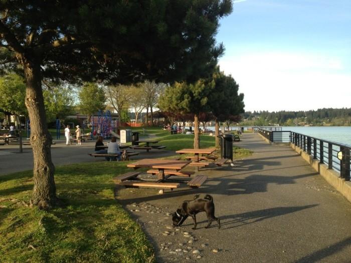 11. Silverdale Waterfront Park