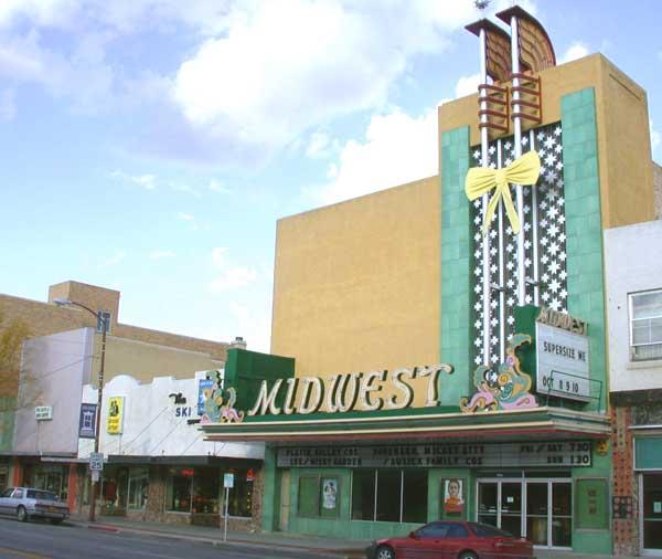 13. Midwest Theater, Scottsbluff