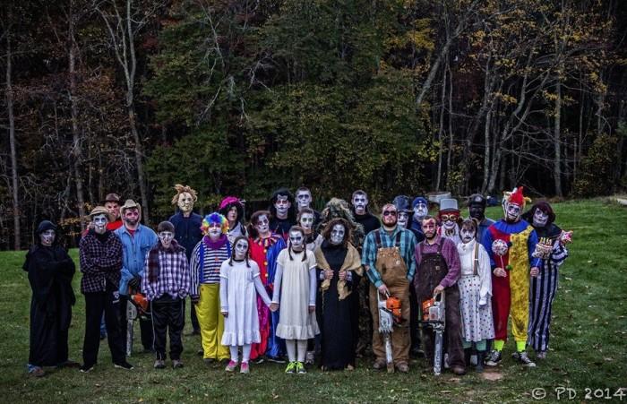 2. Miller's Nightmare Haunted Farm