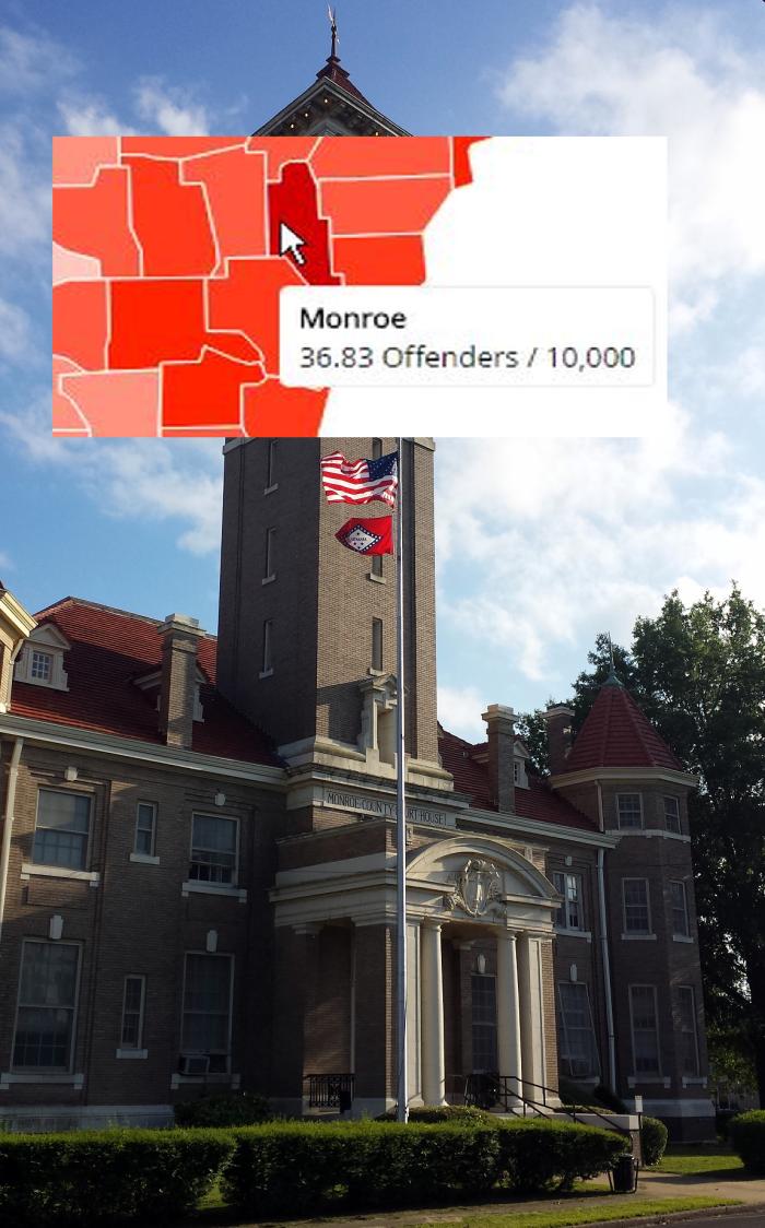 17. Monroe County