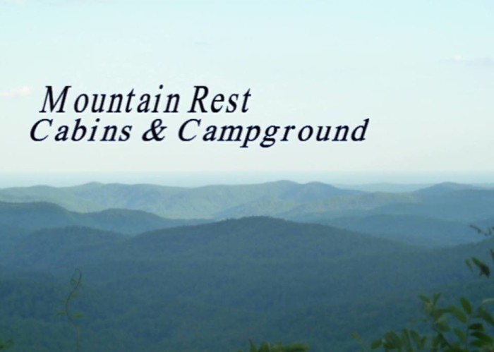 mountain rest cabins 2