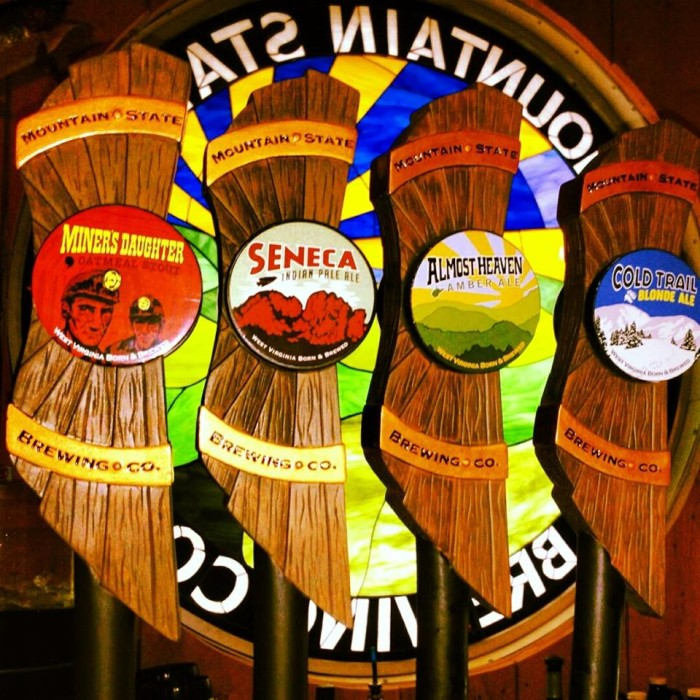 11. Mountain State Brewing Company