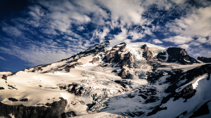 3. Mount Rainier is only one of many mountains to see in our state!