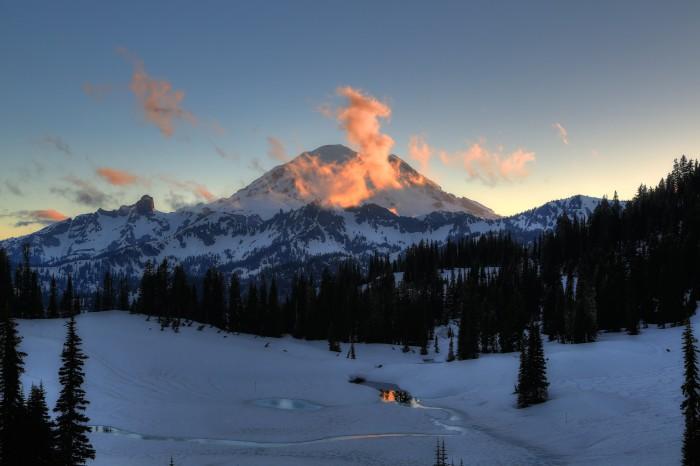 8.  Our glorious mountains