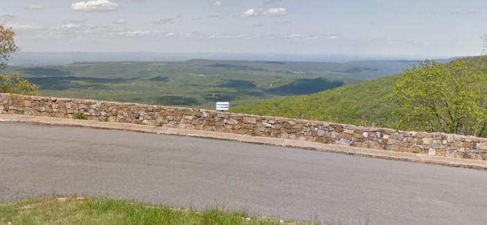 8. Arkansas Highway 309/Mount Magazine Scenic Byway