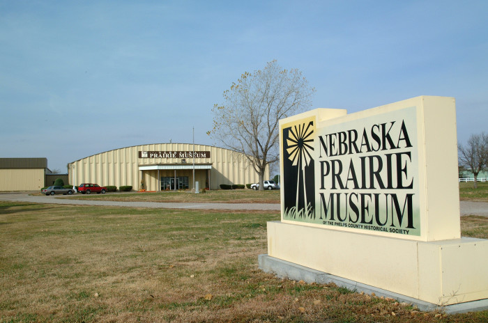 9. Nebraska Prairie Museum, Holdrege