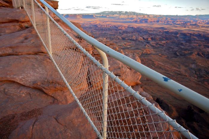 9) Needles Overlook at Canyonlands