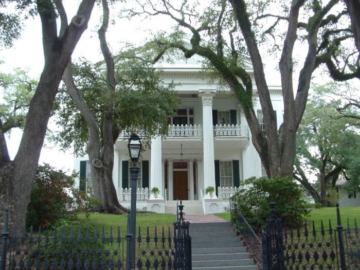 3. Stanton Hall, Natchez