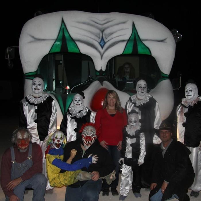 3. Nightmares Haunted House