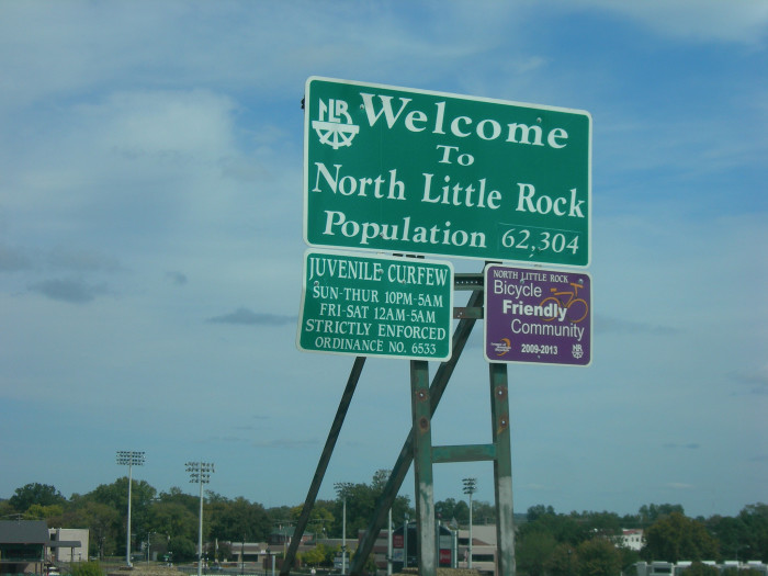 1. North Little Rock