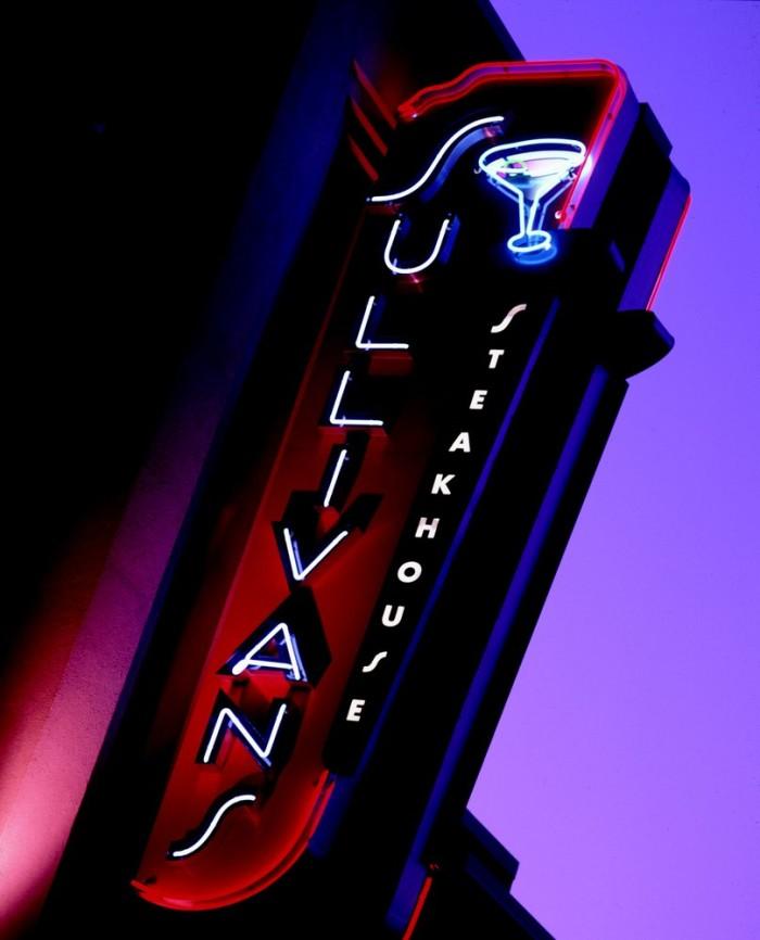1) Sullivan's Steakhouse