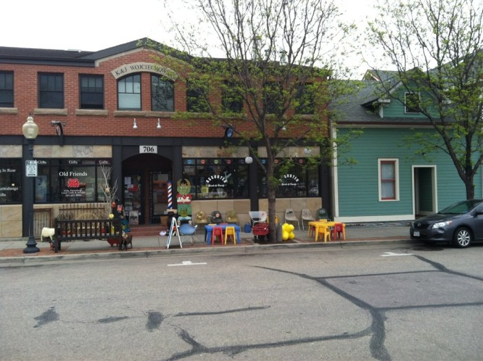 6. Assorted Goods and Candy (Louisville)