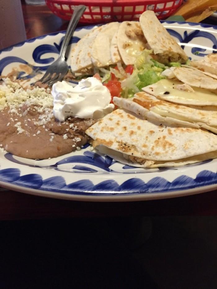 Angola Mexican Restaurants