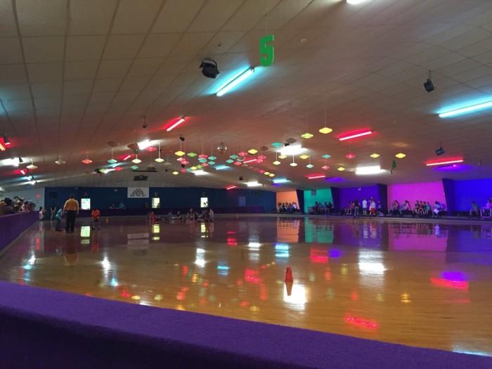 2. Frye's Roller Rink, Concord