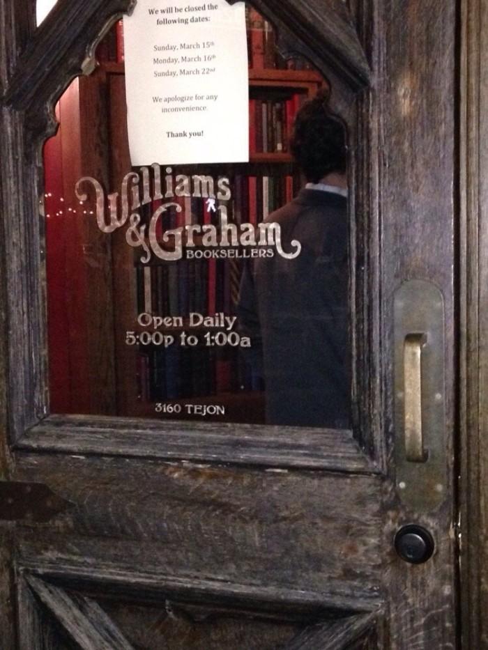 2. Williams & Graham (Denver)