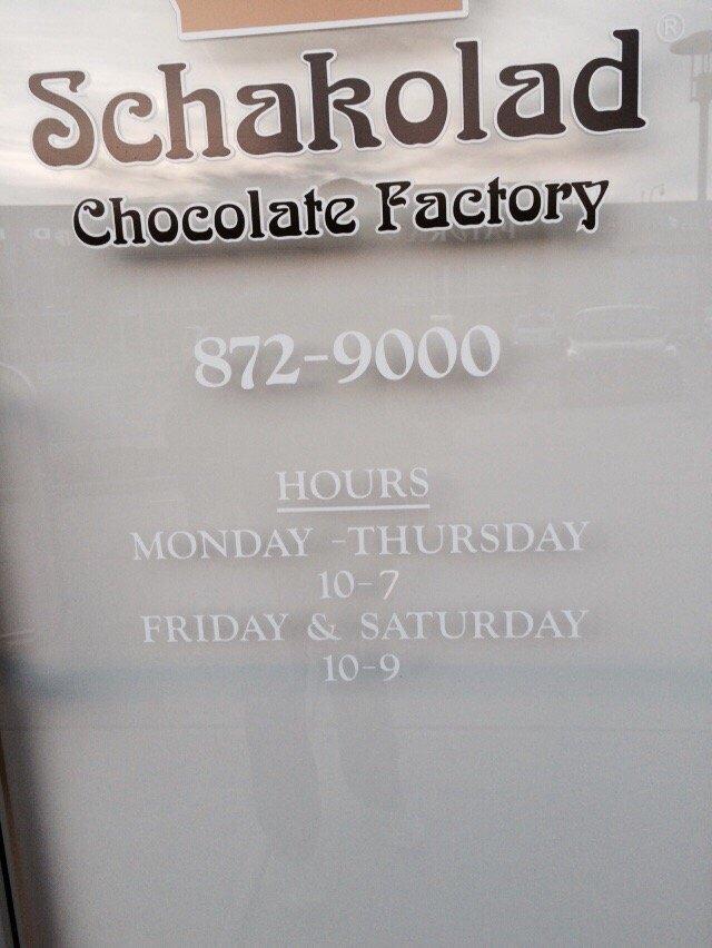 3. Schakolad Chocolate Factory