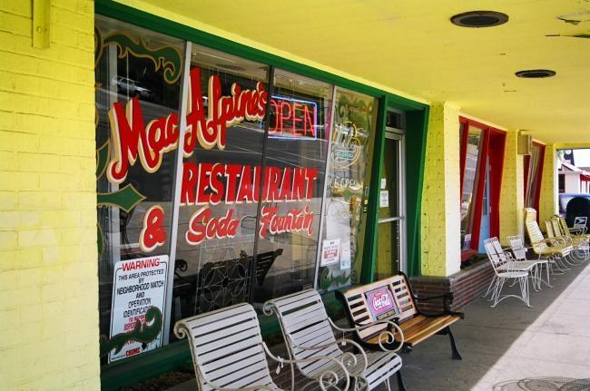 8. Mac Alpine's Restaurant, Phoenix