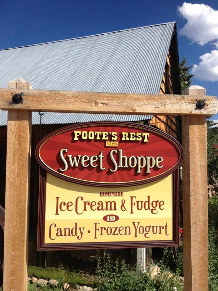 8. Foote's Rest Sweet Shoppe & Eatery (Frisco)