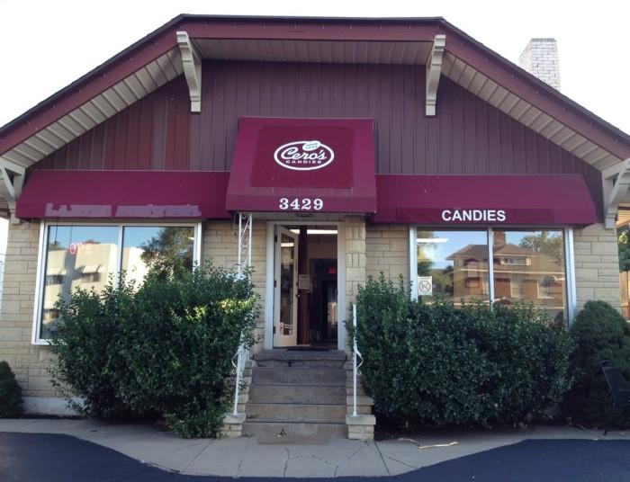 10. Cero's Candies (Wichita)