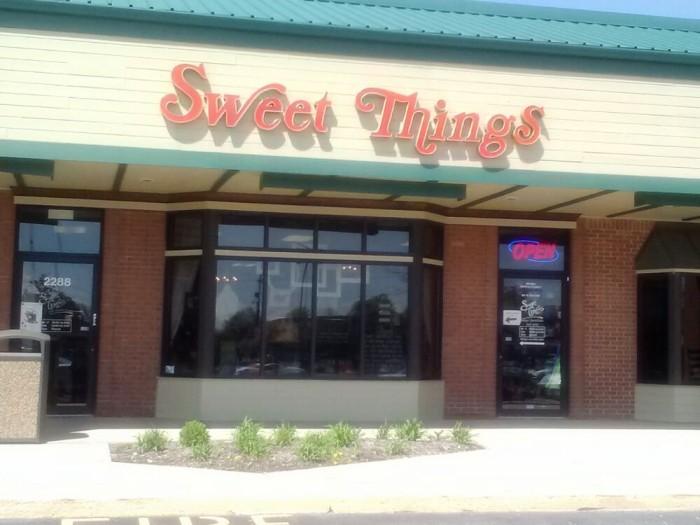 6. Sweet Things