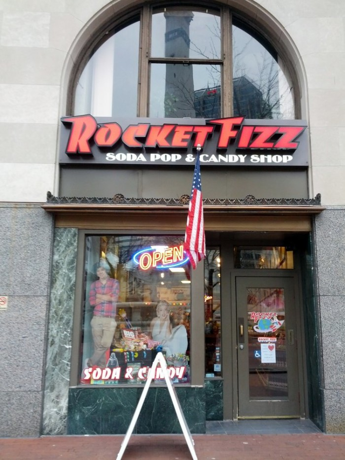 7. Rocket Fizz Soda Pop and Candy Shops