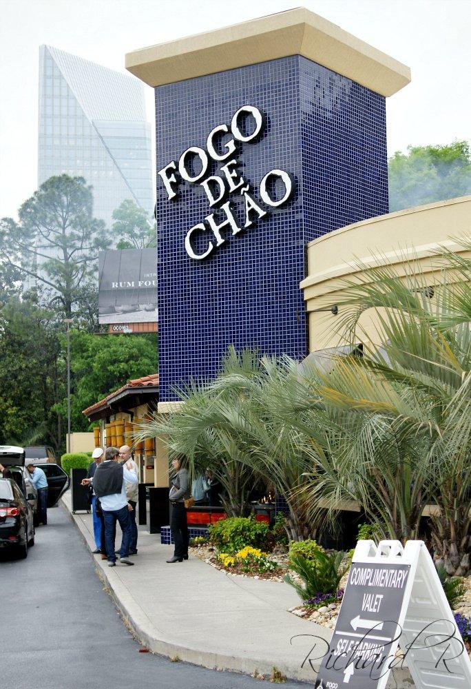 2. Fogo de Chão Brazilian Steakhouse - 3101 Piedmont Rd NE, Atlanta, GA 30305