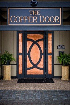 6. The Copper Door, Hayesville