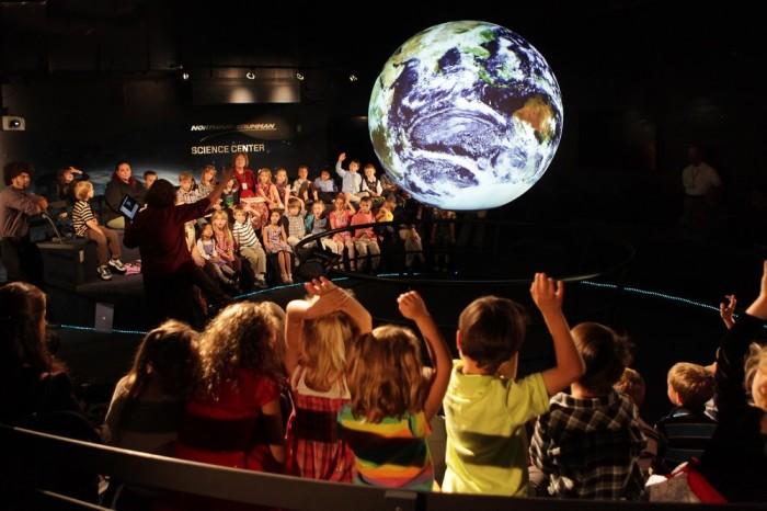 3. Space Foundation Discovery Center (Colorado Springs)