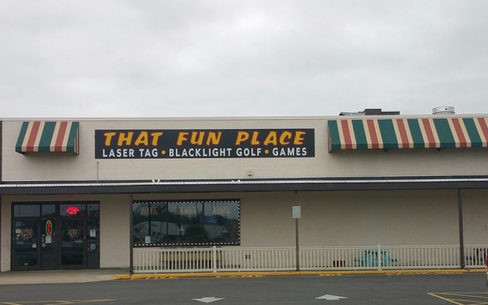 6. That Fun Place