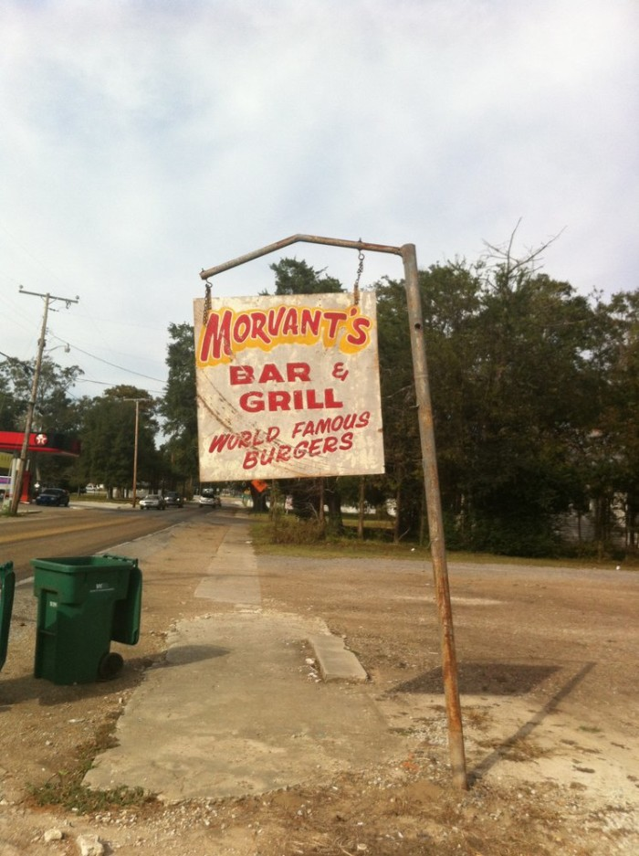 11) Morvant's, Youngsville