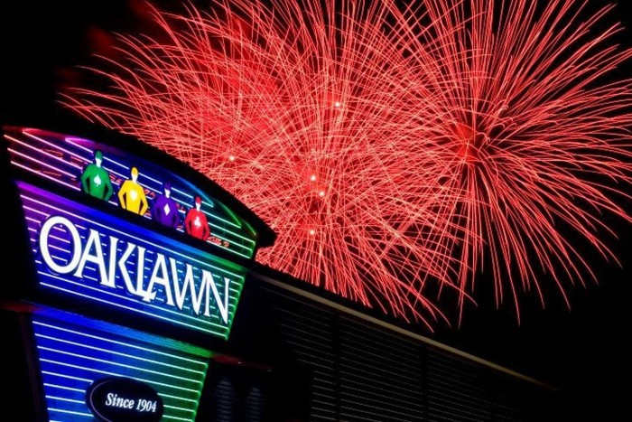 8. Oaklawn Racing & Gaming