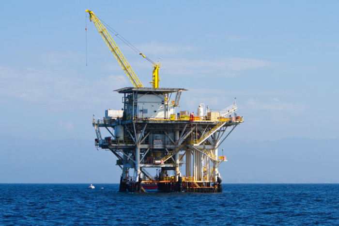 3. Oil Rig