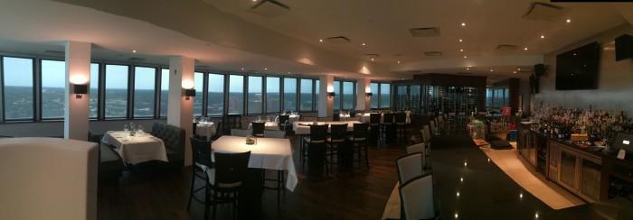 9. The George Prime Steakhouse: Oklahoma City