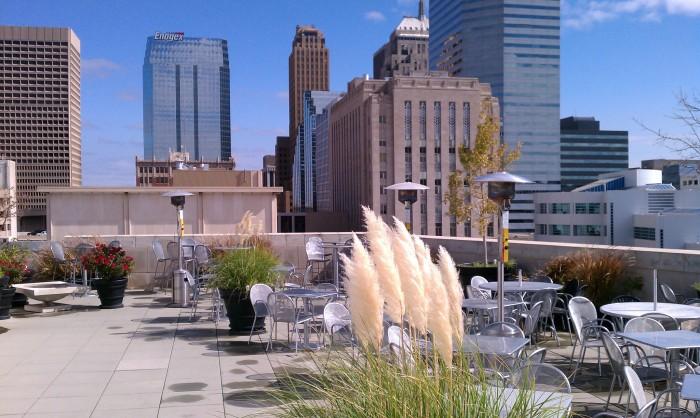 6. Oklahoma City Museum of Art Cafe: Oklahoma City