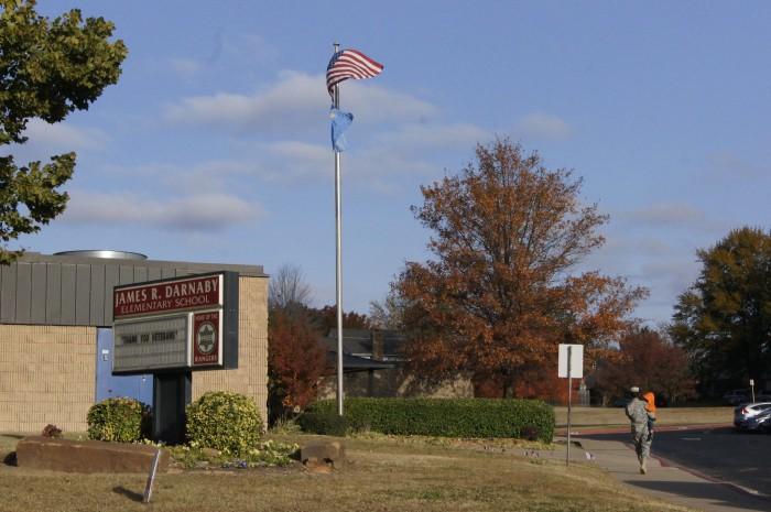 7. Tulsa: Union School District (Darnaby Elementary School)